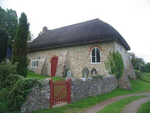 A picture of Loughwood Meeting House