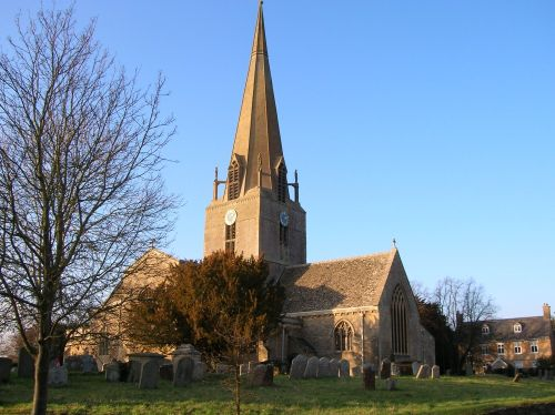 Picture of St. Mary the Virgin, Bampton (Oxon)