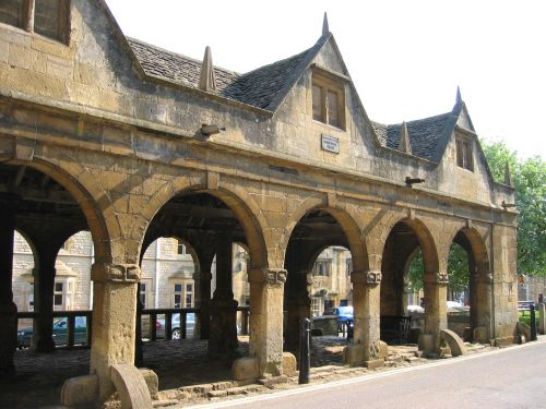 Market Hall, Chipping Campden, Gloucestershire