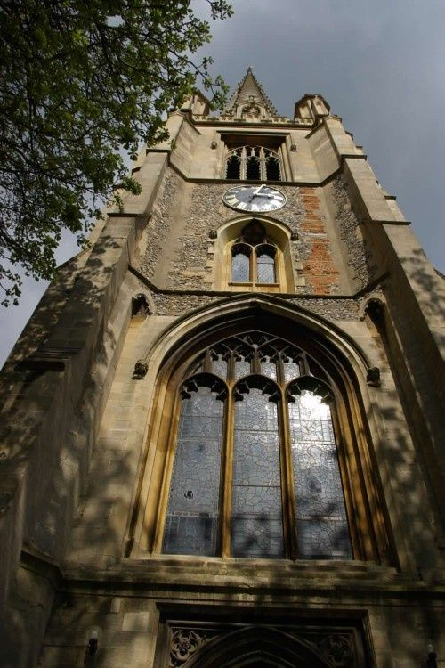 St Mary the Virgin Church, Saffron Walden, Essex