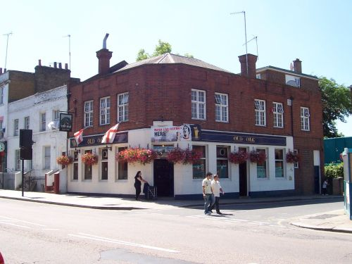 Old Oak, North End Road, West Kensington
