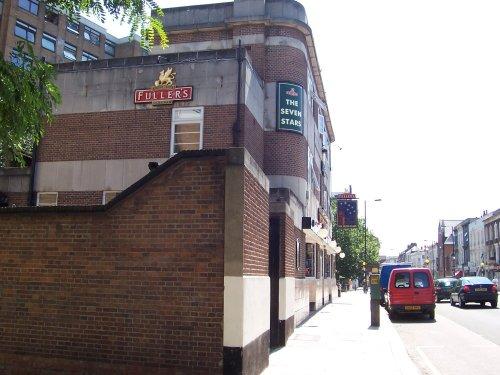 The Seven Stars, North End Road, West Kensington