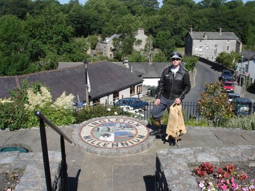 A WW2 Event, at Ingleton, North Yorkshire.