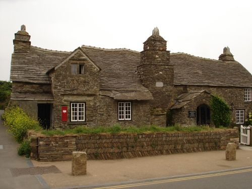 The Old Post Office, Tintagel, Cornwall.