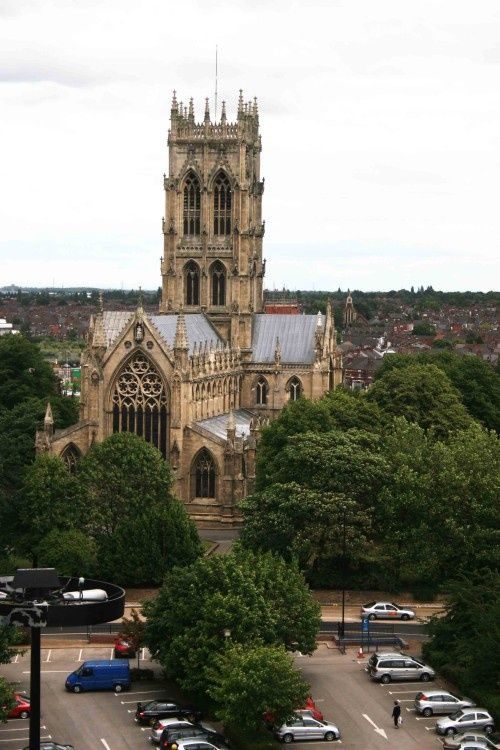 St Georges Minster in Doncaster
