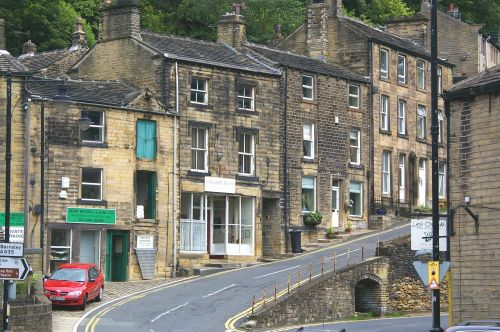 Holmfirth Village, West Riding