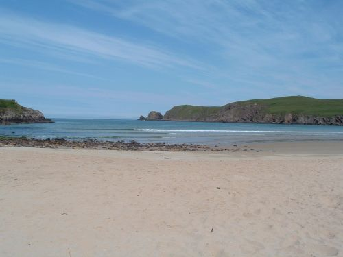 Bettyhill beach, Bettyhill, Scotland