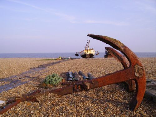 Aldeburgh, Suffolk - October 2005