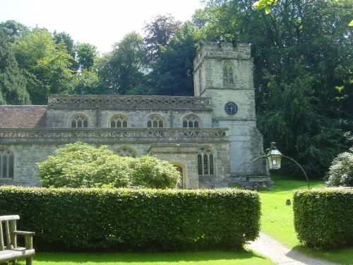 Stourton Church, Stourton, Wiltshire