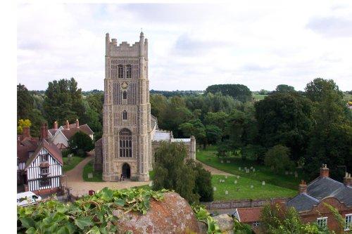 Church of St Peter & St Paul, Eye, Suffolk