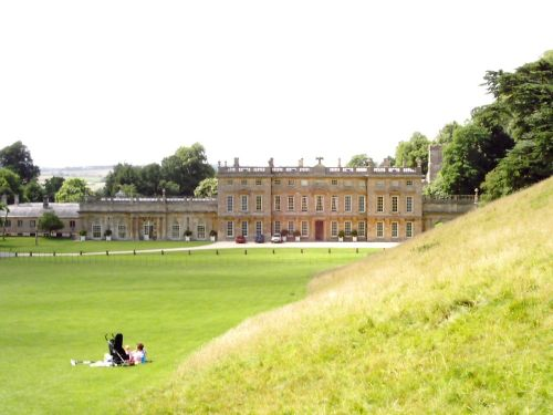 Dyrham Park. National Trust owned house in Between Bristol and Chippenham