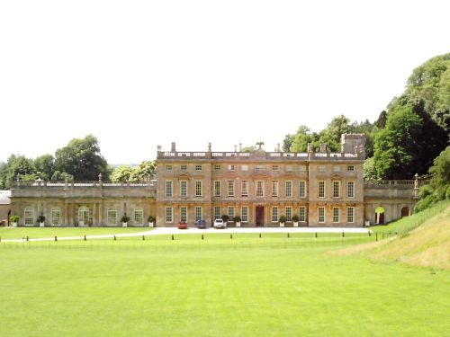 Dyrham Park,  National Trust owned house in Between Bristol and Chippenham