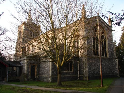 St Marys church, Rickmansworth