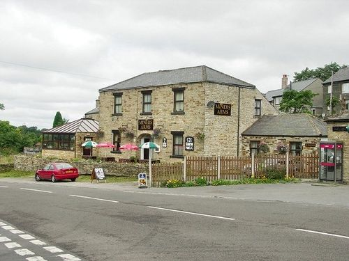 Miners Arms, Nenthead, Cumbria