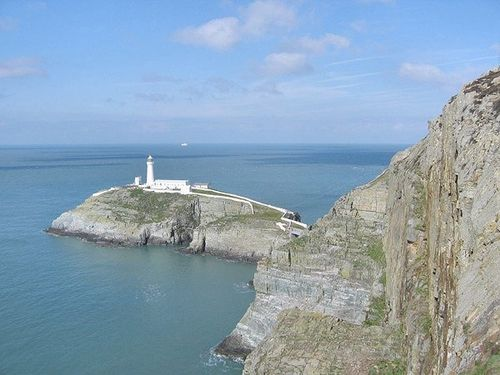 South Stack Lighthouse, Holyhead, Anglesey.