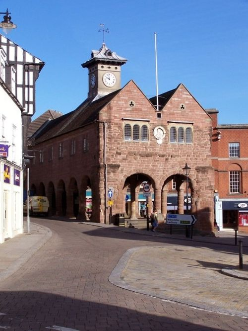 A picture of Ross-on-Wye