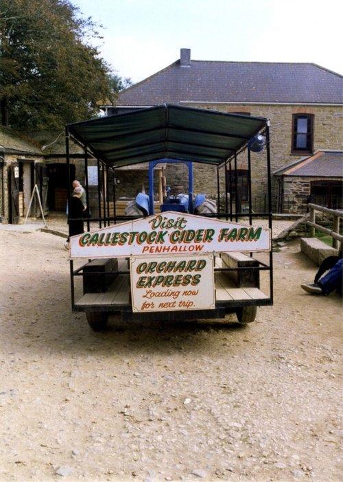 A picture of Callestock Cider Farm