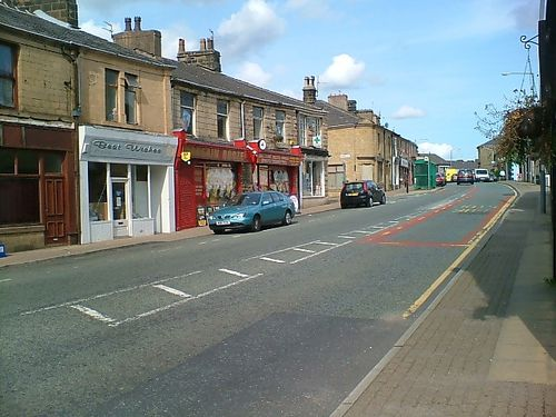 Union Road, Oswaldtwistle