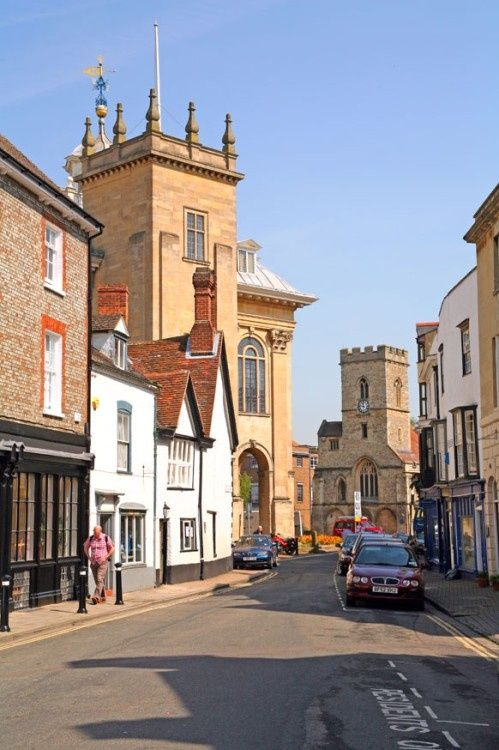 A picture of Abingdon