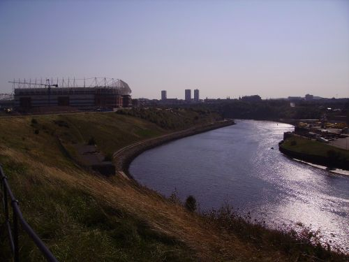 The River Wear, Sunderland, Tyne & Wear