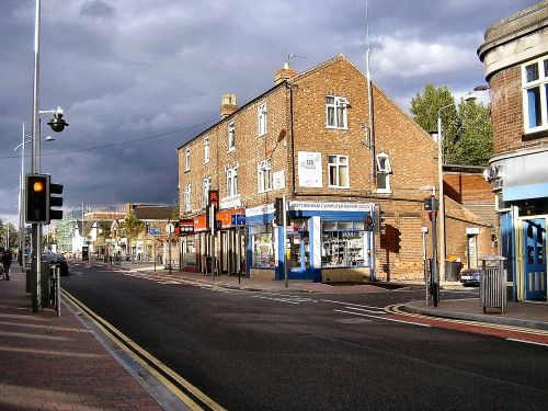 Broadgate, Beeston, Nottinghamshire