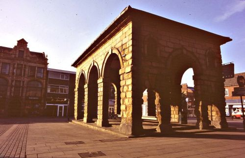 A picture of Pontefract