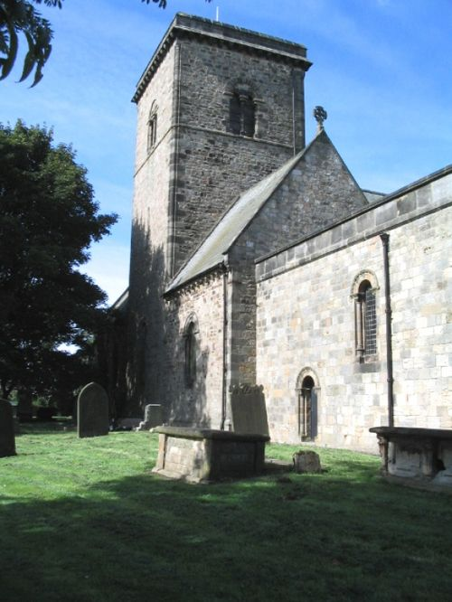 St John the evangelist church. Kirk Merrington, County Durham