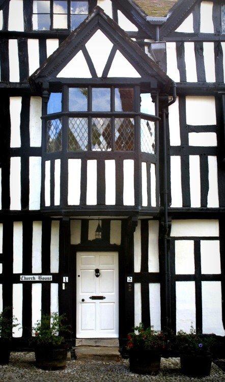 Church House, Ledbury, Herefordshire
