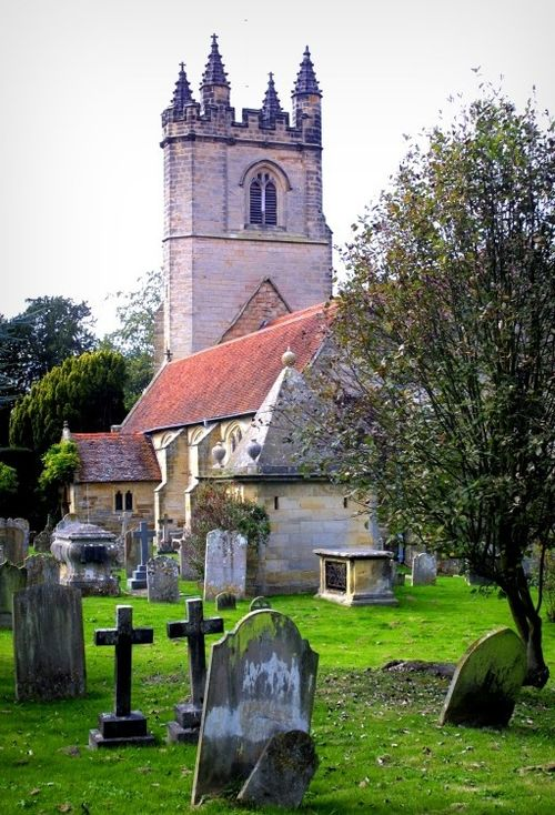 Chiddingstone Church, Kent
