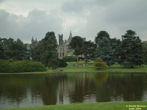 Alton Tower - Taken By David Thomas Sept 2001