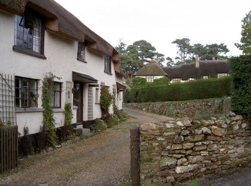 Broadhembury Village, Devon