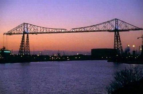 Transporter Bridge, Middlesbrough Wallpaper Background ID
