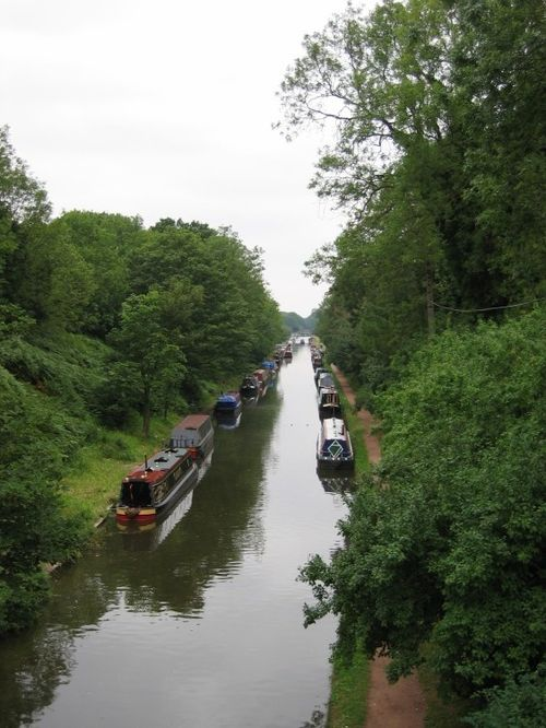 Canal Tours Shropshire