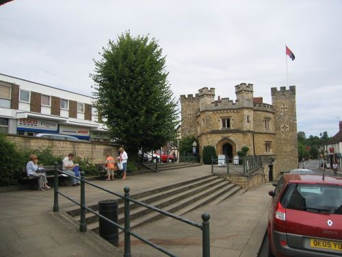 The Old Gaol Museum in Buckingham