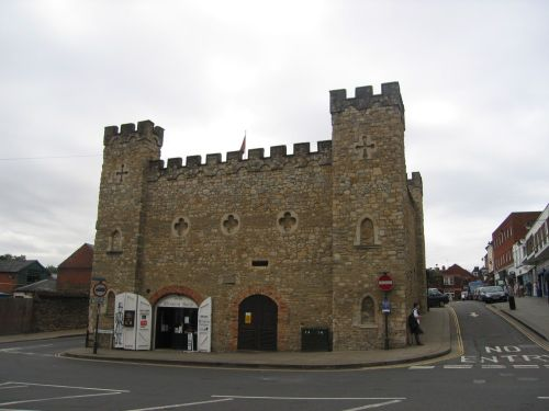 The Old Gaol Museum, Buckingham