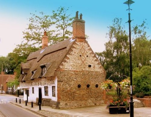 Bishop Bonner's Cottage, Dereham, Norfolk