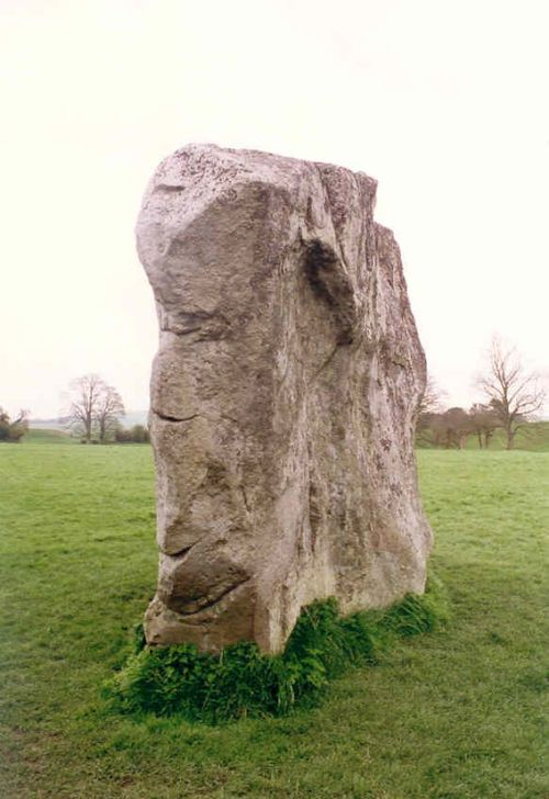 St Michaels Stone, Avebury Ring