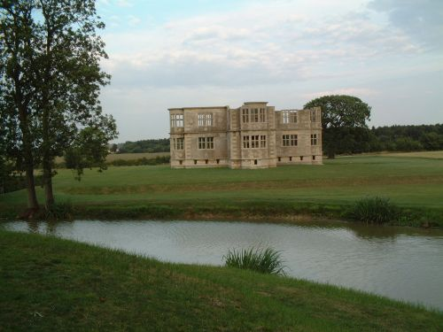 Lyveden New Bield, Near Oundle, Northants
