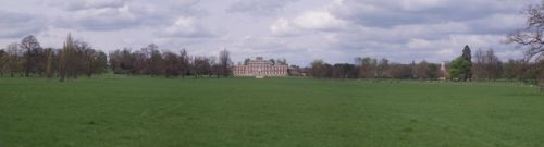 Wimpole Hall in Wimpole, Cambridgeshire