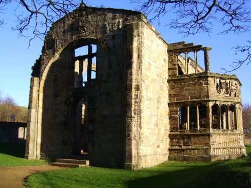 Hylton Castle, Sunderland, Tyne & Wear
