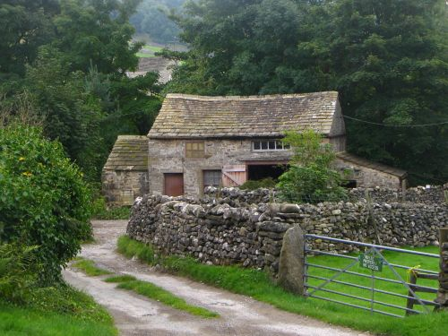 Quot Kettlewell Village Wharfedale Yorkshire Dales National