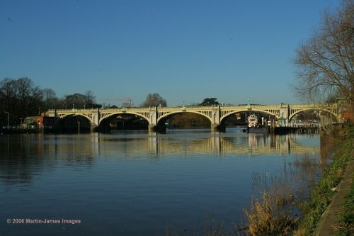 A picture of Richmond upon Thames