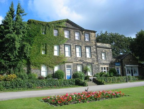 Dewsbury Museum in Crow Nest Park, Dewsbury, West Yorkshire.