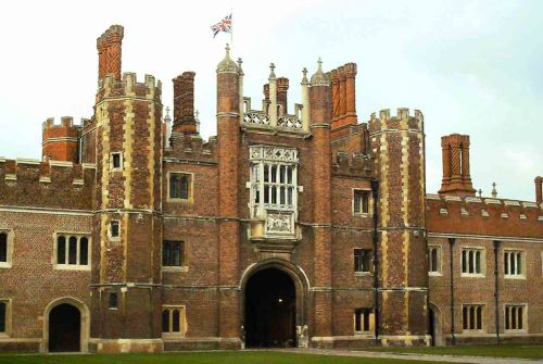 Hampton Court Palace, East Molesey.