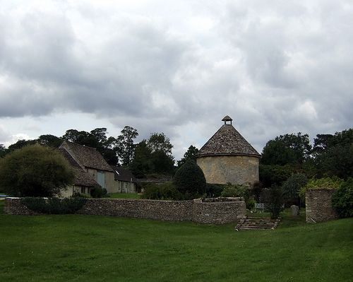 Minster Lovell Hall & Dovecote, Minster Lovell, Oxfordshire.