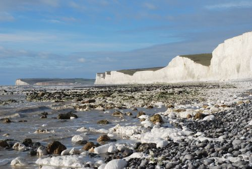 Birling Gap, East Sussex.