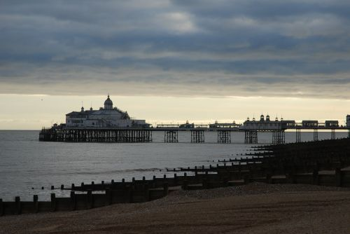 Eastbourne Pier, East Sussex.
