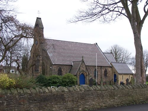 St.Mary's Parish Church, Lowton, Lancashire.