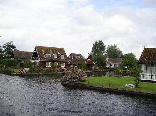 Wroxham, Norfolk Broads