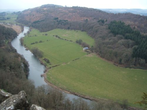 Symond's Yat, Forest of Dean, Herefordshire